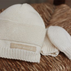 Natures Knits Muts en Wantjes