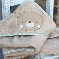 Teddy & Ele Knuffel badjas