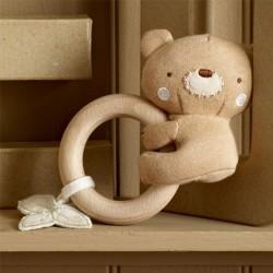 Hug me Bear bijtring