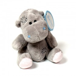 Blue Nose 10 cm Hippo